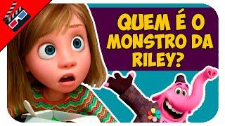 Teoria Pixar - DIVERTIDA MENTE - Monstro da Riley?