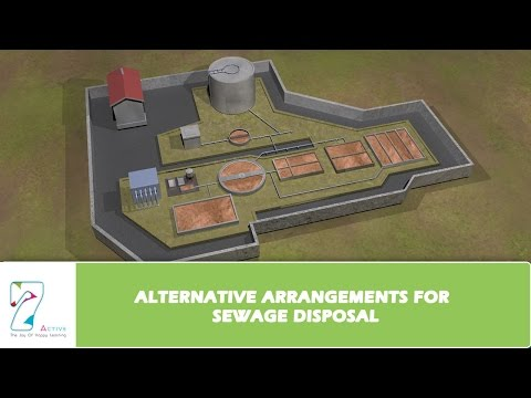 ALTERNATIVE ARRANGEMENTS FOR SEWAGE DISPOSAL
