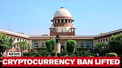 Supreme Court Allows Trade In Cryptocurrency, Quashes RBI Ban