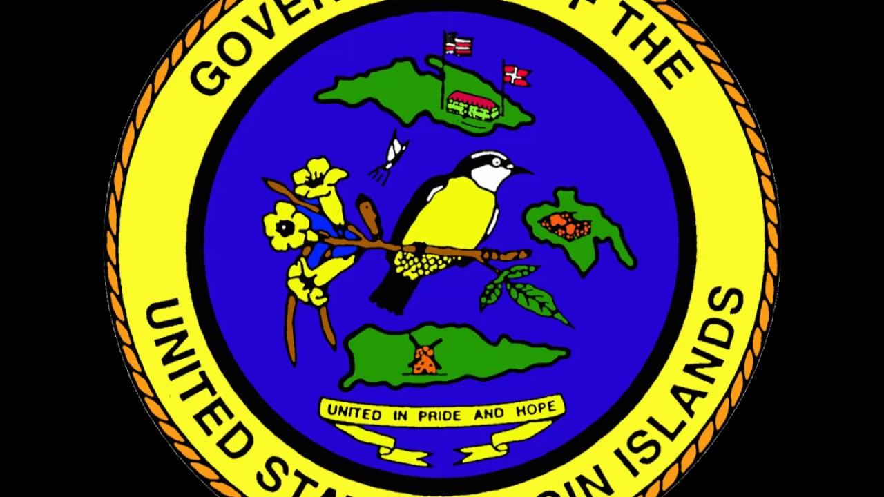 미국령 버진아일랜드의 국가 - 버진아일랜드의 행진 (Inst.)