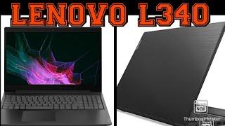 Lenovo Ideapad L340 Core i5 8th Gen (review)