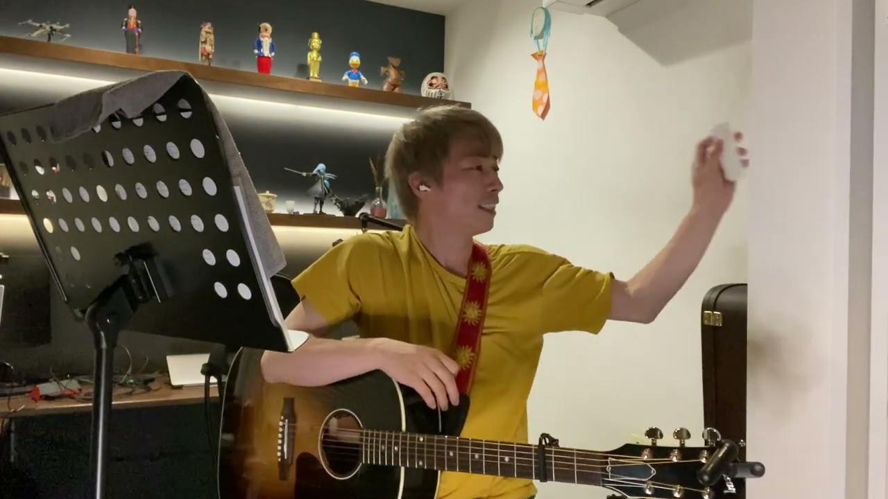 ギター練習96日目