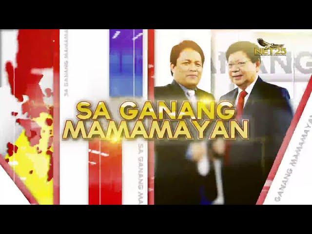 WATCH:Sa Ganang Mamamayan - Dec. 4, 2020