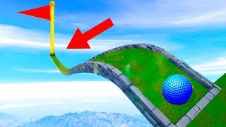100% НЕВЫПОЛНИМО! МЕТКИЙ УДАР ЧЕРЕЗ РАМПУ ПРЯМО В ЛУНКУ! ПРОШЛИ СЛОЖНУЮ КАРТУ В ГОЛЬФ ИТ (Golf It)
