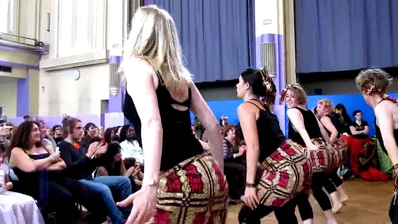 danse congolaise