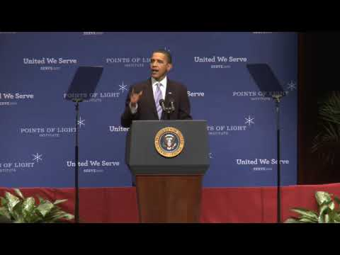 Texas A&M - President Obama's Forum on Community  Service