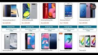 Daftar 7 HP Samsung Terbaru 2020. Nih, Review HP Samsung Terbaru tahun 2020 harga mulai 1 jutaan. ○ .