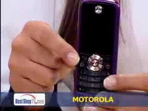 BestShopTV.com Celular W230 Motorola