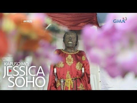 Kapuso Mo, Jessica Soho: Misteryosong † Santo Bruno Nazareno, † mapaghimala raw