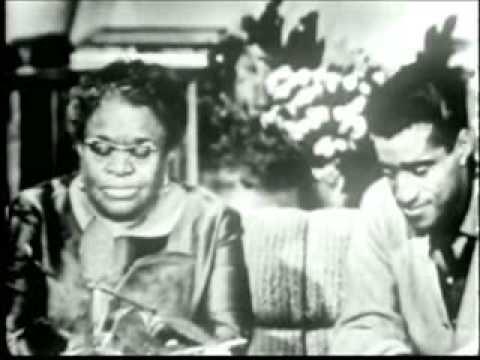 Sammy Davis 1955 Interview Pt 2 of 2
