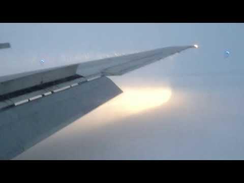 HD   Delta Airlines DC-9-51 Severe Weather Landing   N767NC   Detroit Metro Airport (DTW)
