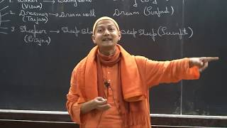 "Swami Sarvapriyananda At Iitk - ""who Am I?"" According To Mandukya Upanishad-part 2"