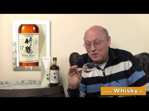 Whisky Verkostung: Nikka Taketsuru 17 Jahre