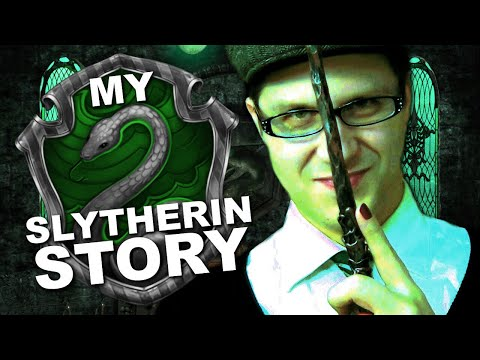 Embracing My Hogwarts House - A Slytherin's Story