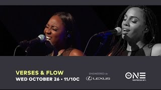 Verses & Flow Returns For A One Night Special
