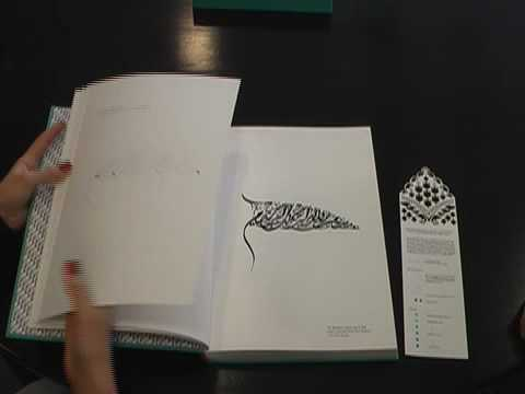 Conference of the Birds: A Study of Farid ud-Din Attar's Poem Using Jali Diwani Calligraphy
