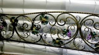 видео Кованые ограды