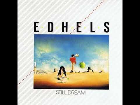 Edhels :  A la lisiere du soleil (still dream 1988) French Prog Rock