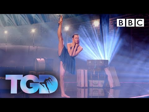Emotional Ellie wins TGD after 'out of this world' performance - The Greatest Dancer Final | LIVE