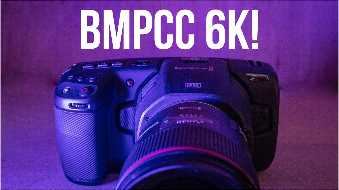 Hireacamera Blackmagic Pocket Cinema Camera 6k Bmpcc 6k Hire Rental