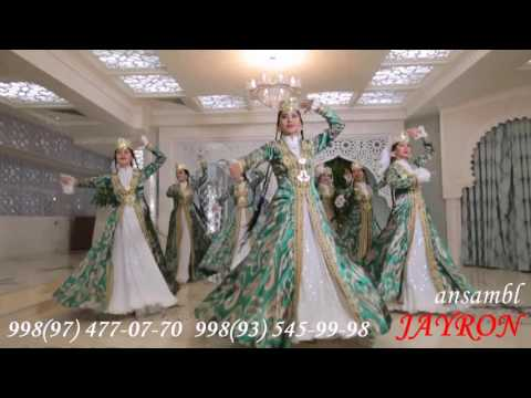 Uzbek National Dance