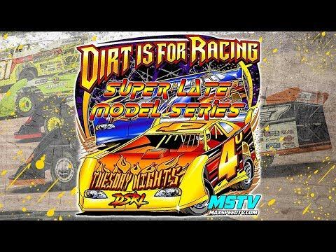 DSRL: Knoxville Raceway Dirt | Super Late Model | 50 Lap Feature
