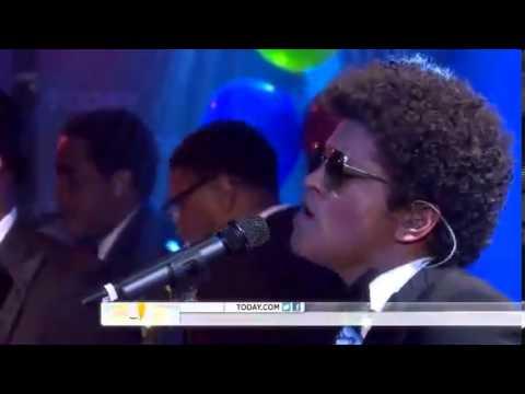 Bruno Mars - If I Knew - Today Show NBC #UnorthodoxJukebox