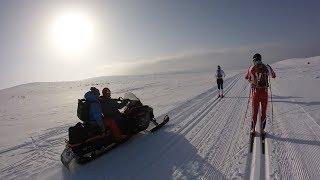 Lillehammer Troll Skimarathon 2018