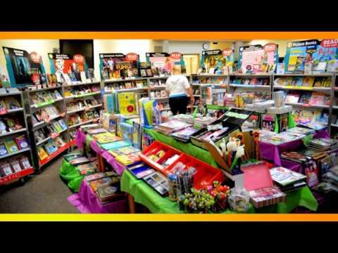Scholastic Book Fair At Morganton Day School!