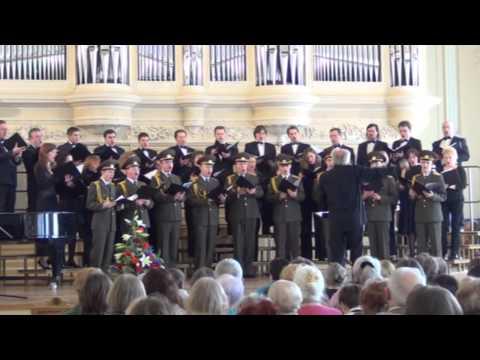 Хор Русской Армии - Клятва (LIVE)