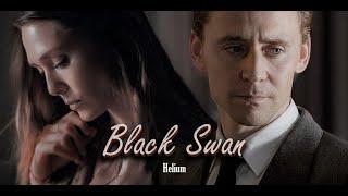 Black Swan / Tom Hiddleston & Elizabeth Olsen Edit [AU] - Helium