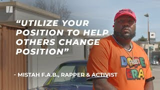 Rapper Mistah FAB Gives Back To The City That Raised Him | Personal