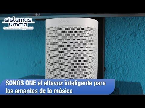 SONOS ONE review en Español