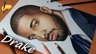 Desenhando Drake | Drawing Drake