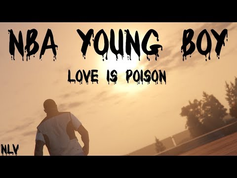 NBA YoungBoy - Love Is Poison | Official Music Video