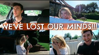 WE'VE LOST OUR MINDS! (FUN DAY OUT)