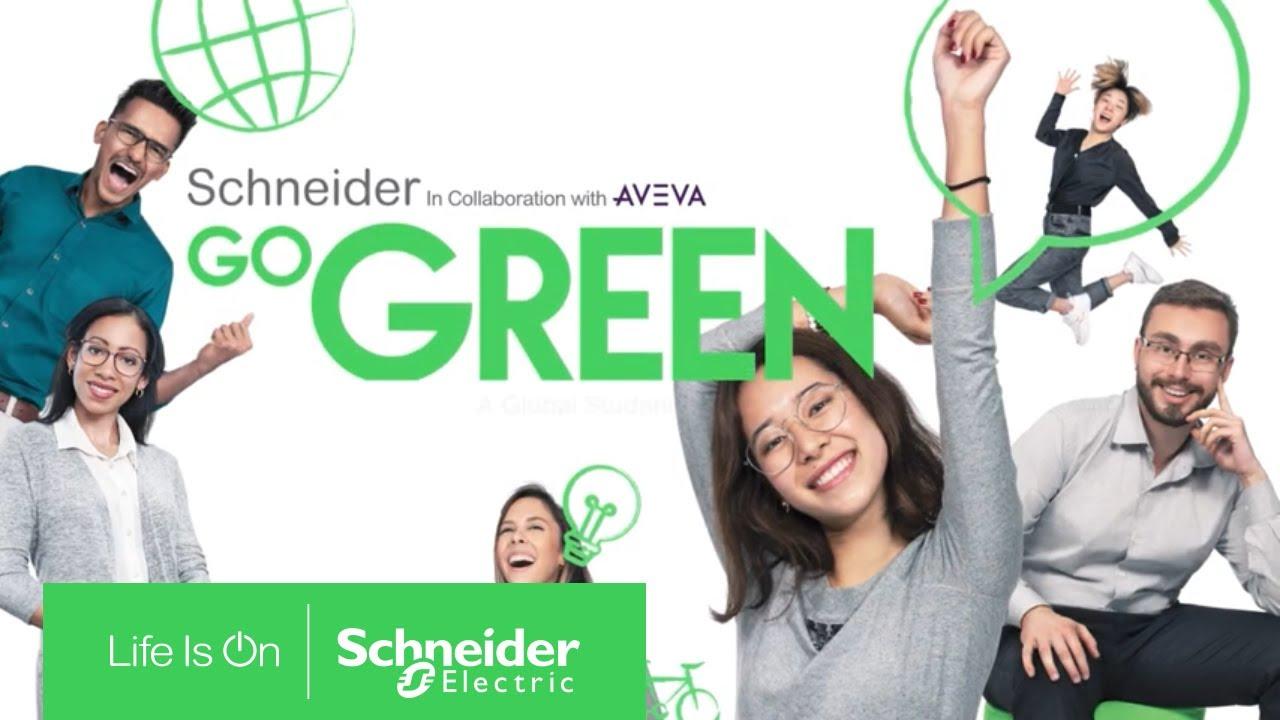 Schneider Go Green 2021 | Schneider Electric