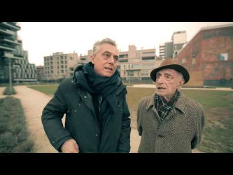 Sul Bosco Verticale con Gillo Dorfles e Stefano Boeri