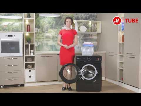 Обзор стандартной стиральной машины Gorenje WA72SY2B