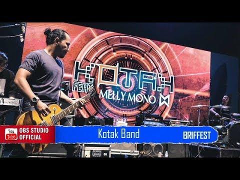 Download Tendangan Dari Langit - KOTAK feat MELLY MONO Live BRIFFEST 2019 Makassar Mp4 baru