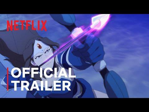 DOTA: Dragon's Blood   Official Trailer   Netflix
