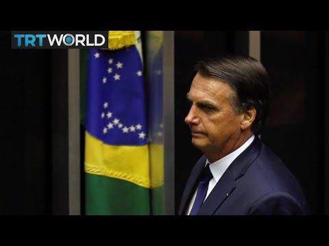 Bolsonaro Inauguration: Jair Bolsonaro sworn in as Brazil's president
