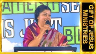 VIZIYANAGARAM 1STDAY MESSAGE BY PREETHA JUDSON