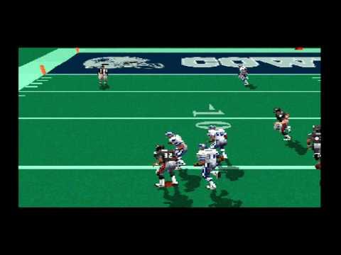 Video 114 -- Madden NFL 98 (Playstation 1)