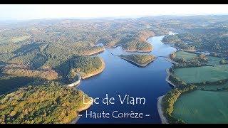 FCP [Drone 4K] - Lac de Viam / Haute-Corrèze
