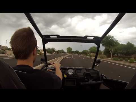 2015 POLARIS RZR 900-S CLUTCH PROBLEMS! (FIXED)