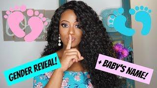 Video Gender Reveal + Baby Name Reveal !! download MP3, 3GP, MP4, WEBM, AVI, FLV November 2017