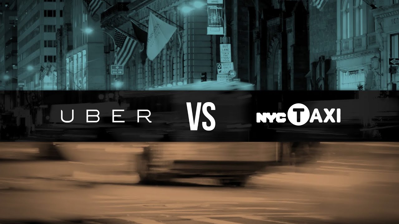 Uber vs  NYC: The City Plans to Unveil Their Own App | Mashable