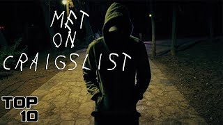 Top 10 Scary Craigslist Stories