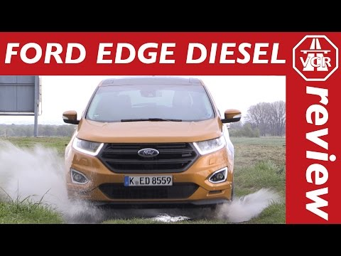2016 Ford Edge 2.0 TDCi Diesel (EU Version) In-Depth Review, FULL Test, Test Drive